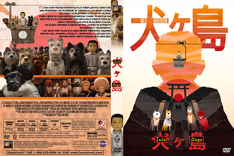 Isle of Dogs (2018) 720p BrRip [Dual Audio] [Hindi 5.1+English]