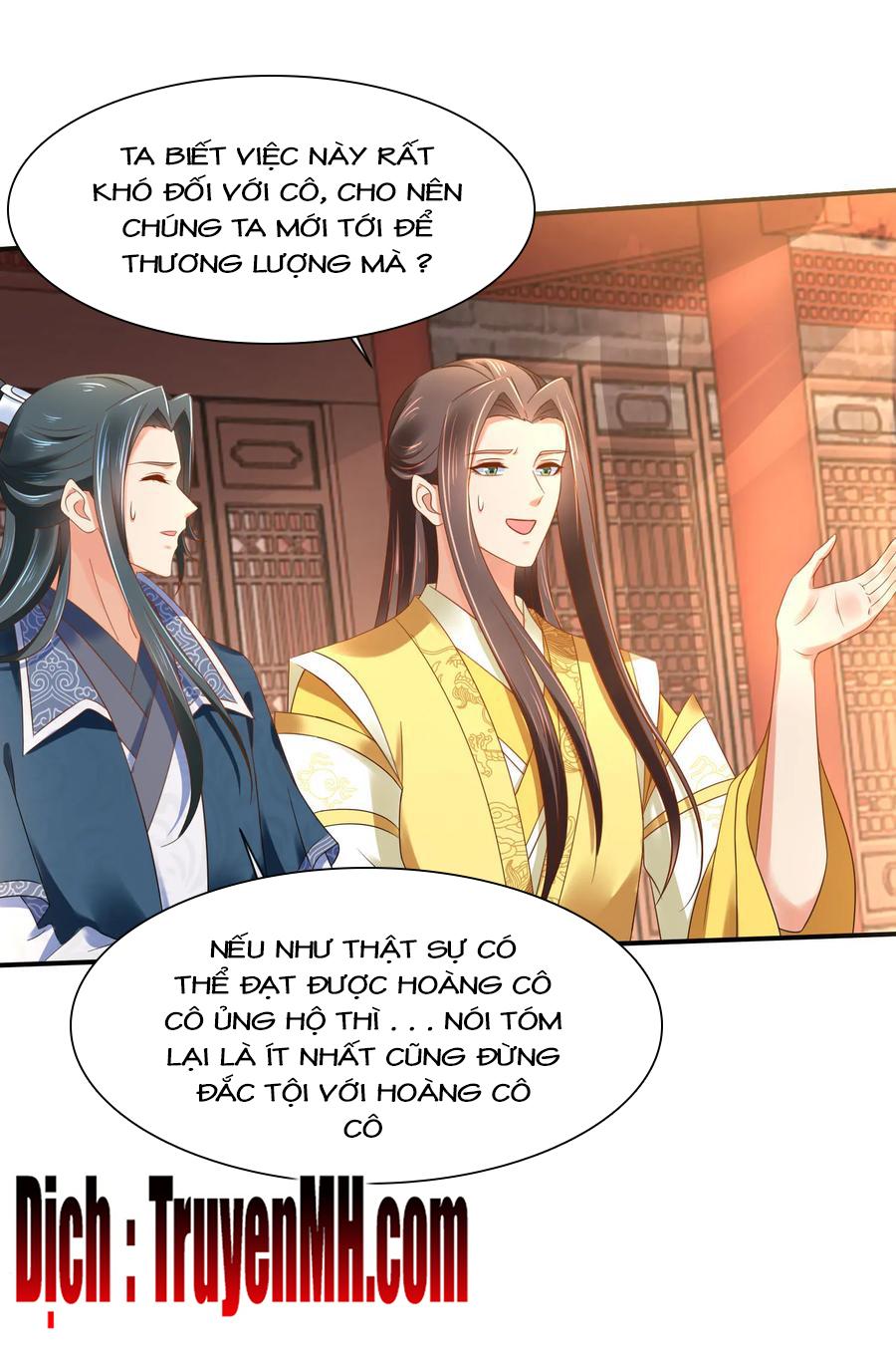 Lãnh Cung Phế Hậu Muốn Nghịch Thiên Chap 235