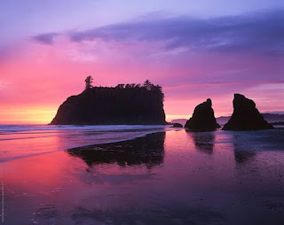 Ruby beach washington