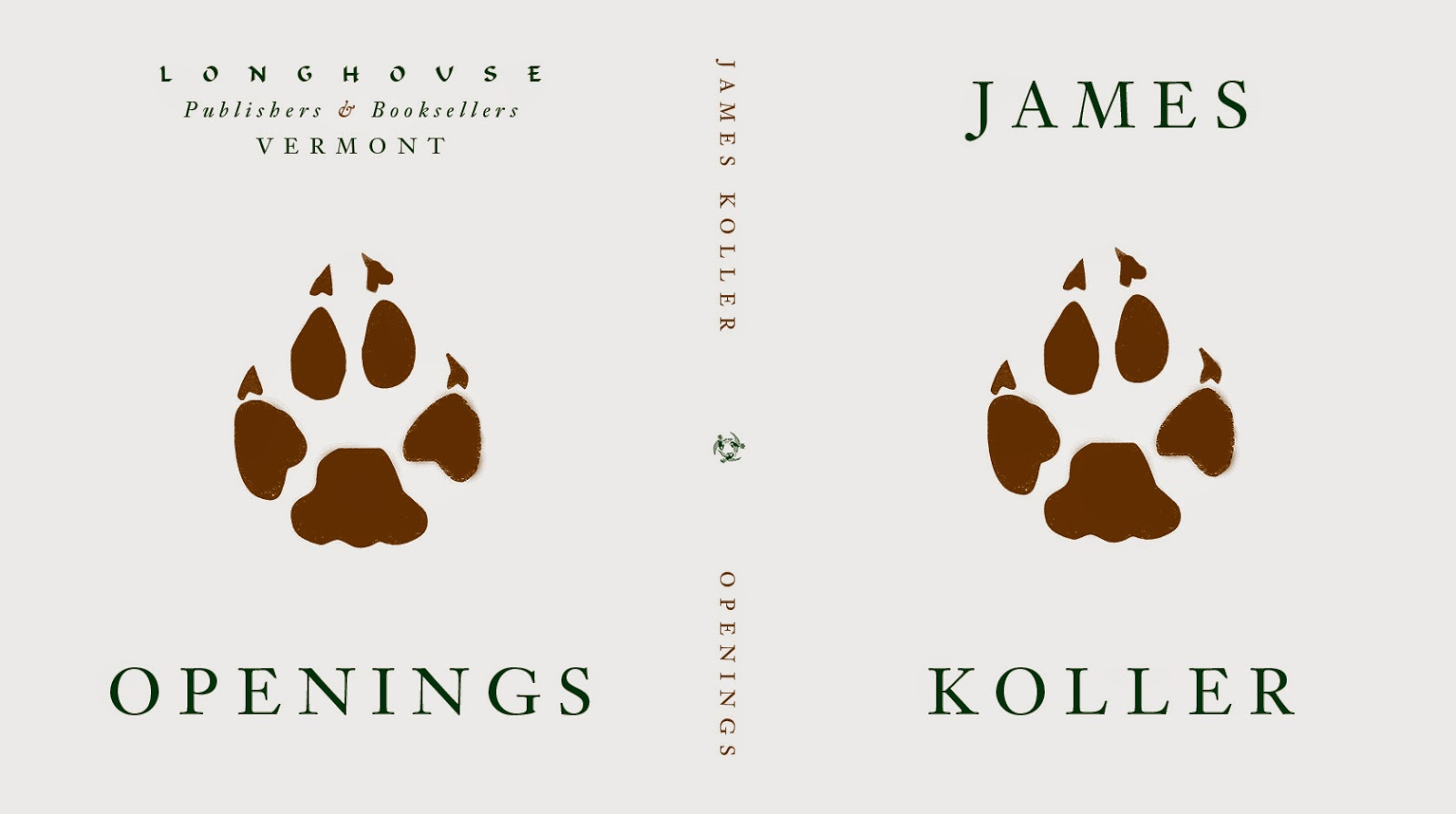OPENINGS by JAMES KOLLER