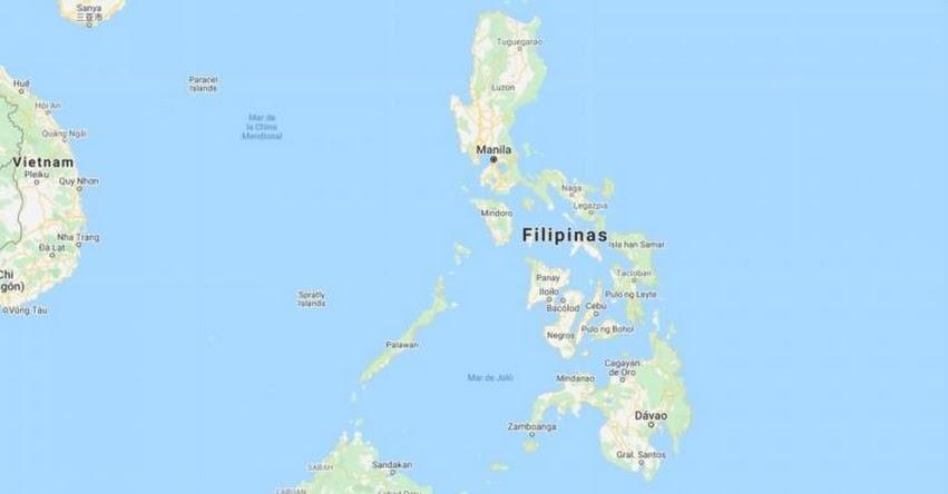 ALERTA DE TSUNAMI: USGS emite aviso tras potente sismo en Filipinas de magnitud 7.1