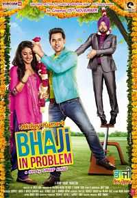 Bhaji in Problem (2013) Punjabi 300mb Movie Download WEB-HD