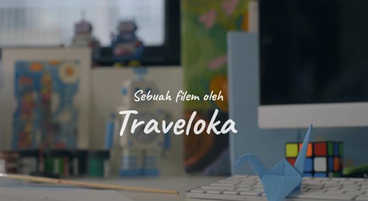 'Habuk Kuih Mak' - Filem Pendek Raya 2018 Traveloka