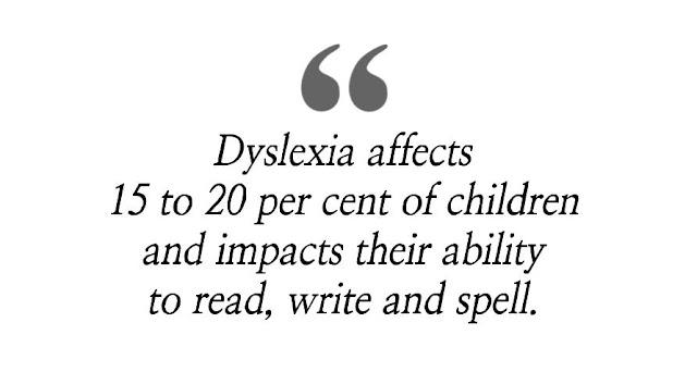 dyslexia - statistic