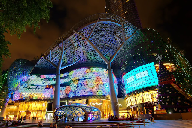 Orchard Road SG