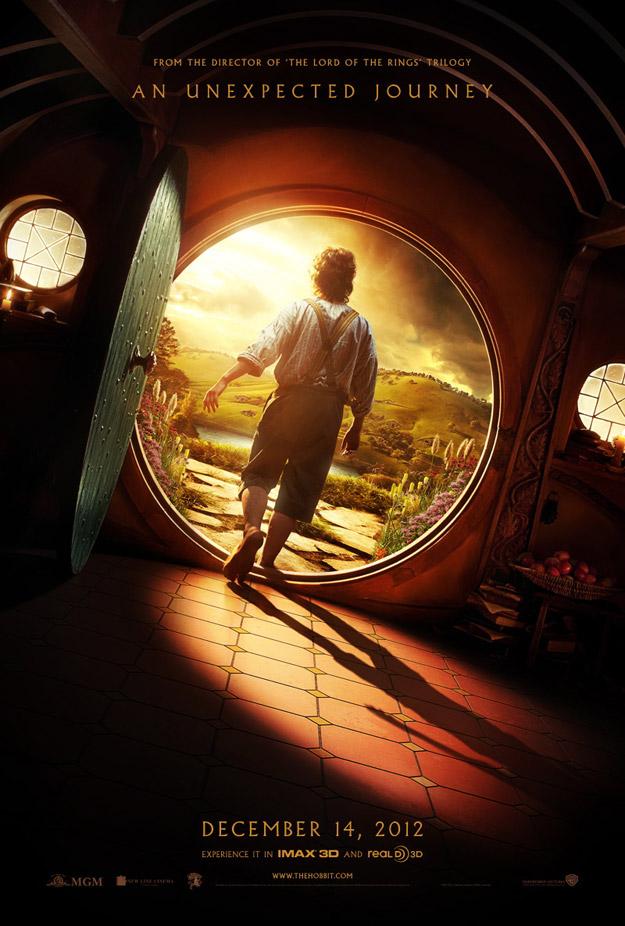 Primer póster de 'El hobbit: un viaje inesperado'
