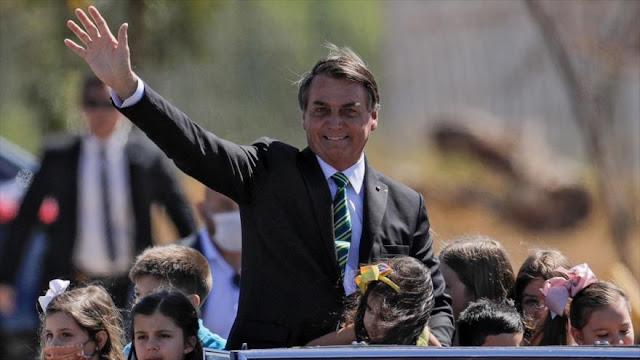 Bolsonaro vuelve a defender el golpe de 1964 apoyado por EEUU