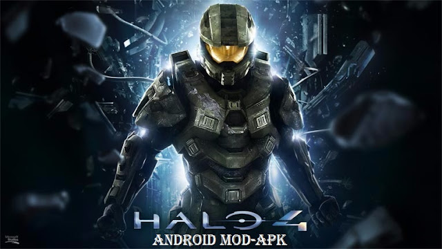 Download Halo 4 Alpha Apk Data Full Android Game