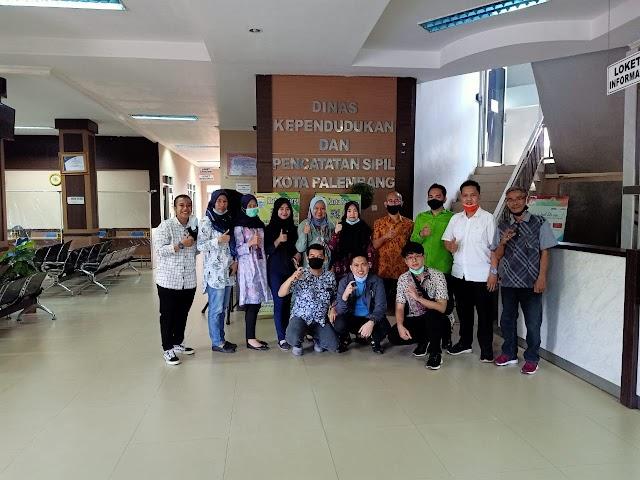 Bertepatan Cuti Bersama Disdukcapil Kota Palembang Tetap Buka Pelayanan Bagi Masyarakat