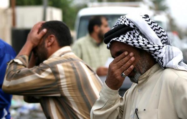 العراقييون يطلقون هاشتاك #قصص_الحصار على تويتر.