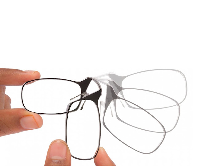Lenskart introduces ThinOptics, flexible reading glasses which can fit on your phone