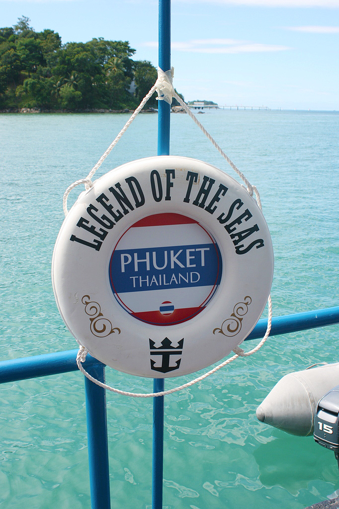 Royal Caribbean Cruise Day 3  Phuket Excursion  CAMEMBERU