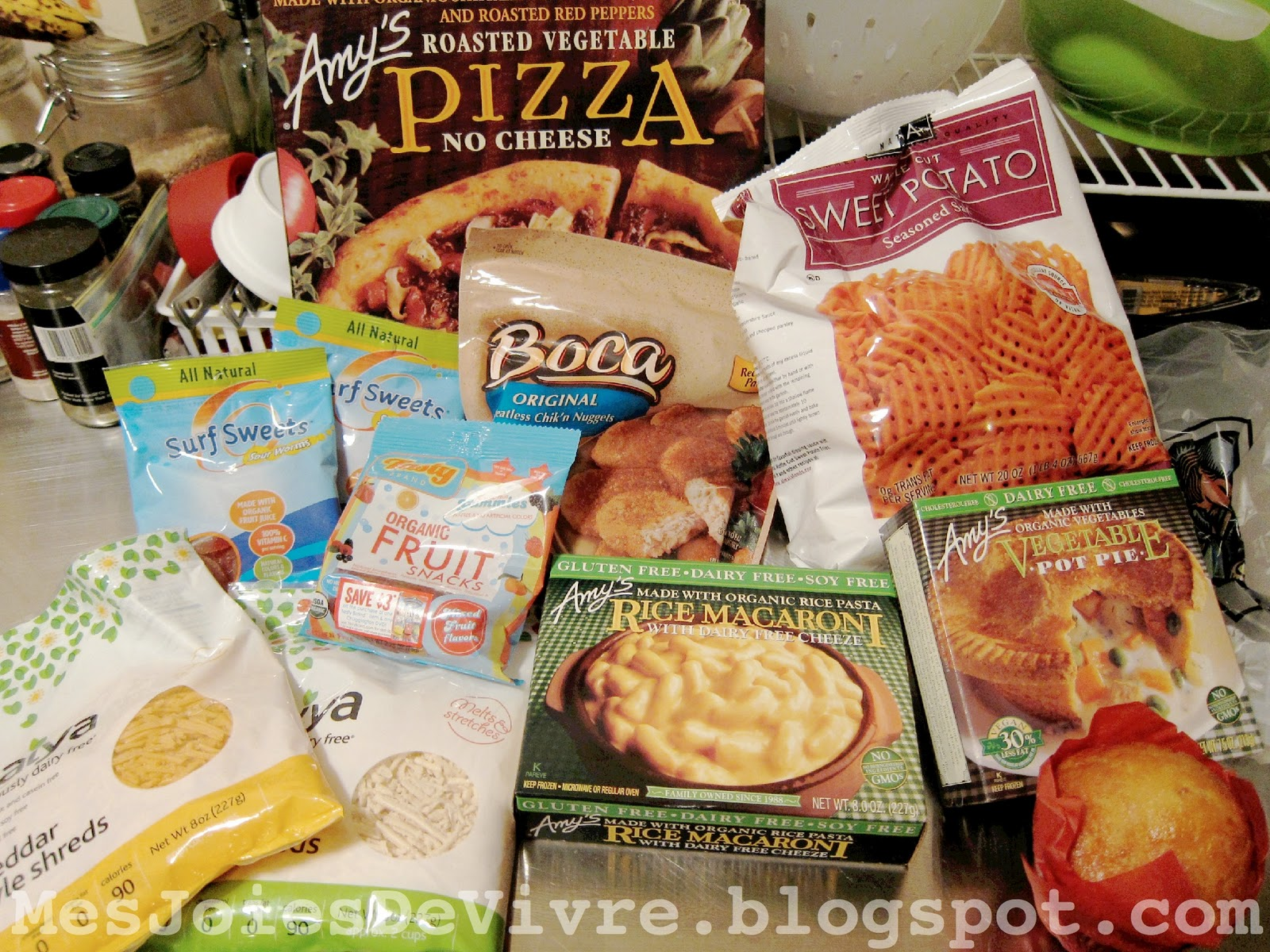 Mes Joies De Vivre Whoever Said Whole Foods Sells Health Food