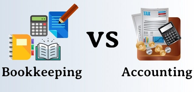 accountant vs bookkeeper differences necessity business financial management