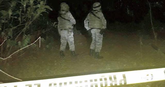 """Comando """"levanta"""" a 8 personas en la Concordia, Sinaloa: decapita a 5, cuelga a uno y mata a tiros a dos"""