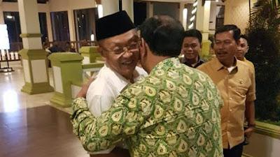 Amir Sakib Mengucapkan Selamat Pada H. Cek Endra Atas Terpilihnya Sebagai Ketua DPD I Partai Golkar Provinsi Jambi