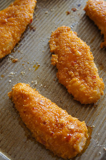 Sriracha Honey Chicken Tenders: Savory Sweet and Satisfying