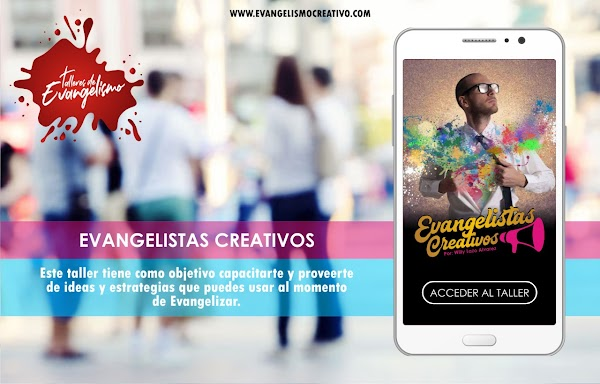 EVANGELISTAS CREATIVOS