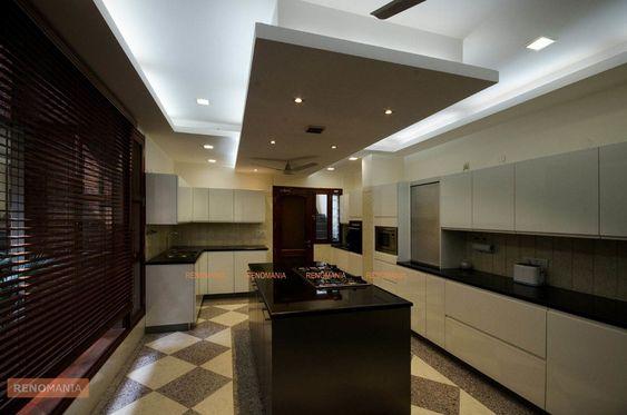 Small Kitchen Ceiling Design Best Best 12 Kitchen POP Ceiling Design Ideas 12 3671 4