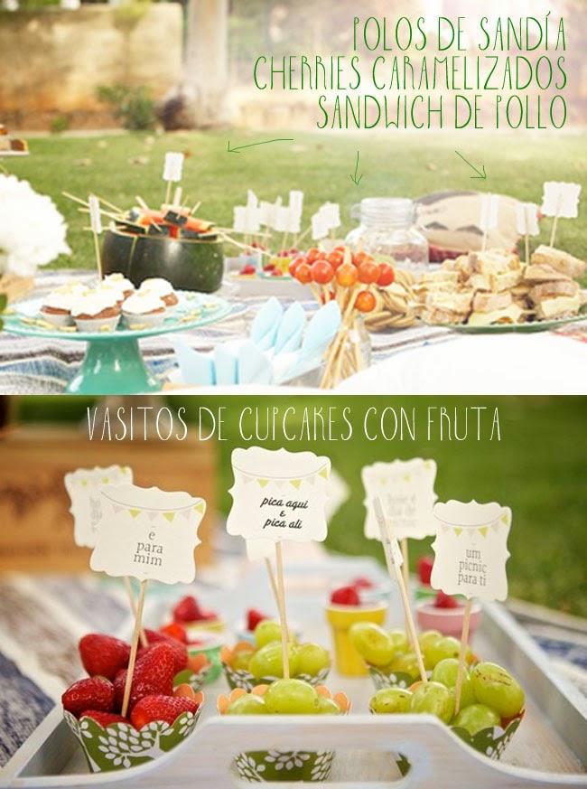 recetas para picnic