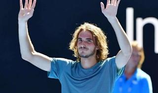 Tσιτσιπάς: Επική πρόκριση στον τελικό του διπλού στο Miami Open