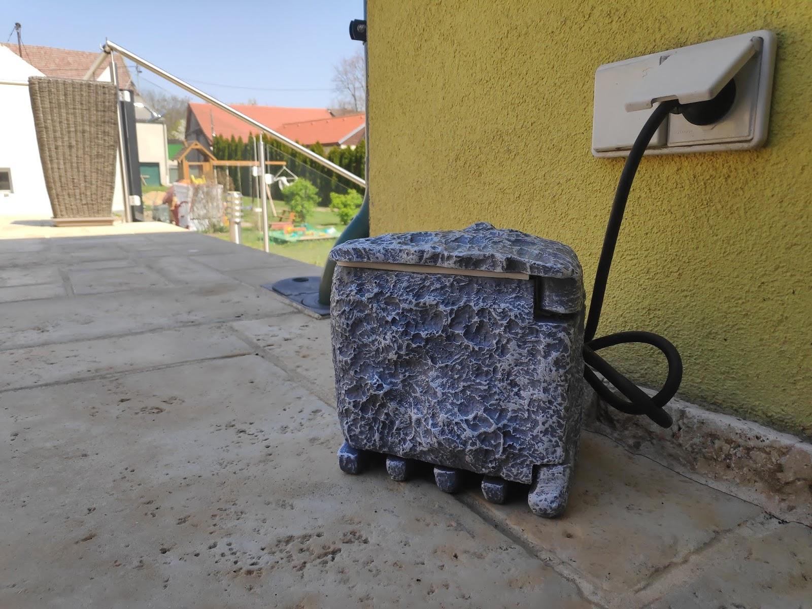 Holz Und Metall Ein Heimwerkerblog Outdoor Wlan Hotspot Aus