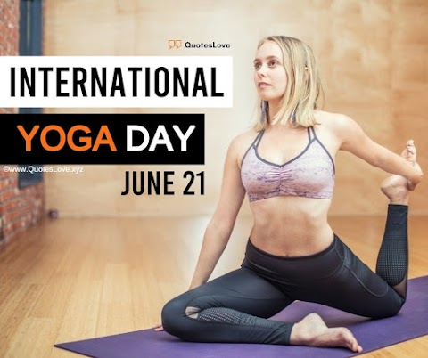 [Latest] International Yoga Day 2021: Images, Pictures, Poster, Photos, Wallpaper