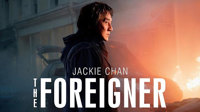 Jackie Chan The Foreigner Filmi Konusu ve Fragmanı