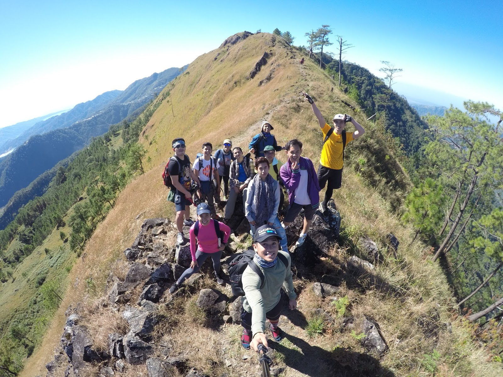 Mt. Ulap Trail Guide Itogon Benguet