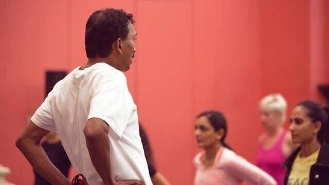 Yogacharya Venkatesha