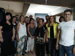 Γιορτάσαμε την Παγκόσμια Ημέρα Τρίτης Ηλικίας στην Καστέλλα μιλώντας για το Alzheimer. 72522758 524333978394249 2653595524644470784 n