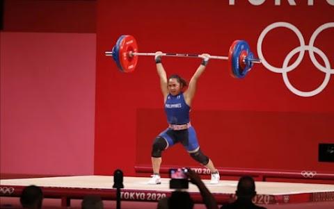 Hidilyn Diaz wins Gold Medal in Tokyo Olympic #ProudPinoy
