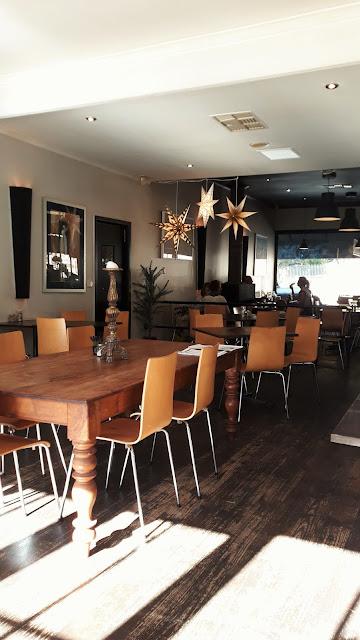 Ranges at Olinda Cafe Dining