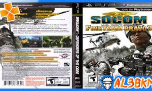 تحميل لعبة Socom US Navy Seals Fireteam Bravo 3 psp بحجم صغير لمحاكي ppsspp