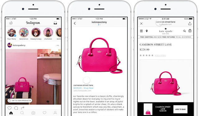 Cara Klik Link/URL di Postingan Instagram Dengan Mudah