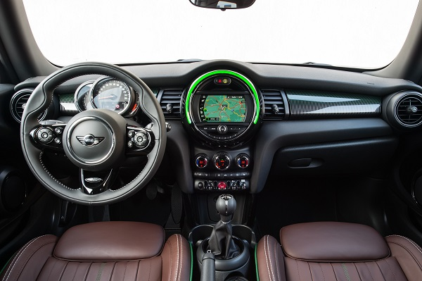 Interior Mini Cooper S 60 Years Edition