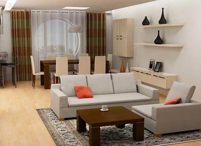 sofa ruang tamu minimalis sederhana