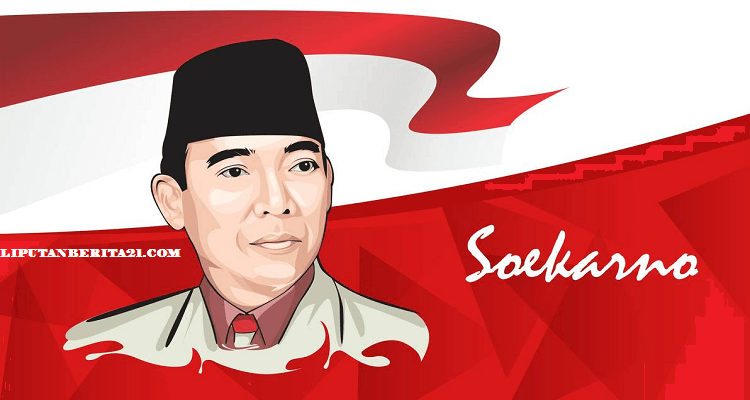 Biografi Soekarno : Sang Bapak Proklamator Pendiri Bangsa Indonesia