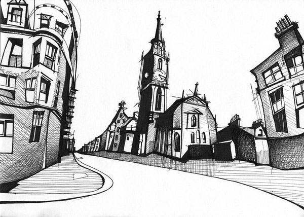04-Gregor-Louden-Architectural-Drawings-of-our-Streets-www-designstack-co
