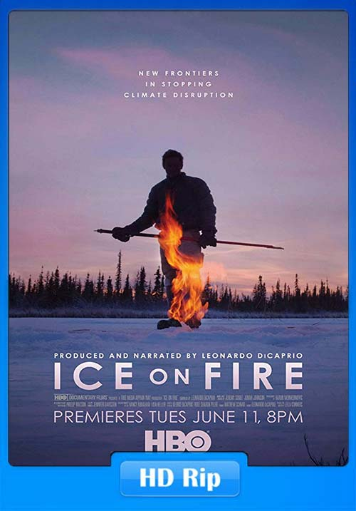 Ice on Fire 2019 HBO 720p AMZN WEB-DL x264 | 480p 300MB | 100MB HEVC