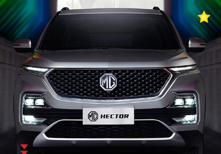 MG hector and Tata harrier comparison
