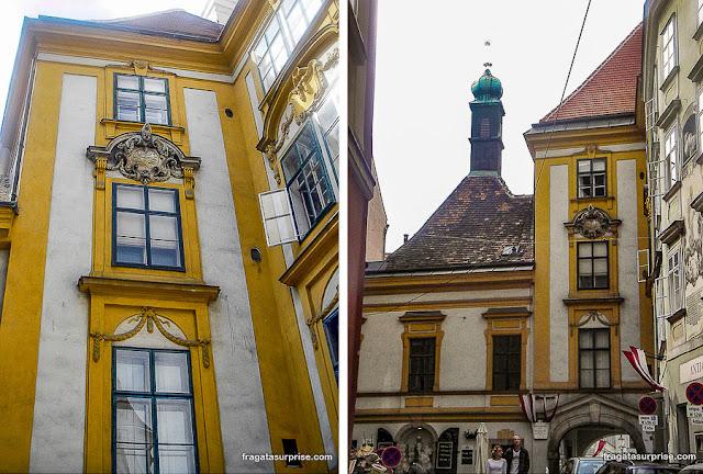Bernhardskapelle, capela do Século 17 em Viena, Áustria