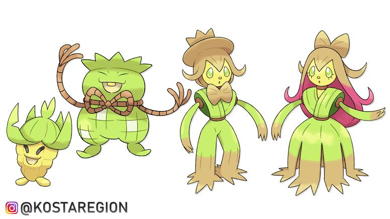 Pokémon Milho
