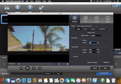 Total Video Converter Pro 4.5.0 for Mac Torrent Full Crack
