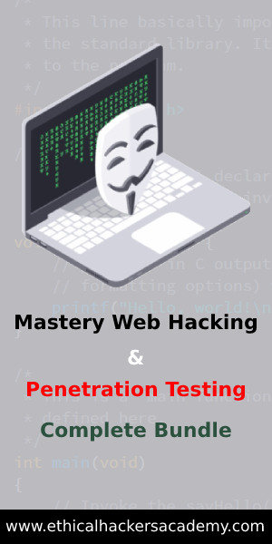 Web Hacking and Penetration Testing