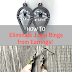 How to Eliminate Using Jump Rings for Earrings | Laser Cut Wood Jewelry Feature