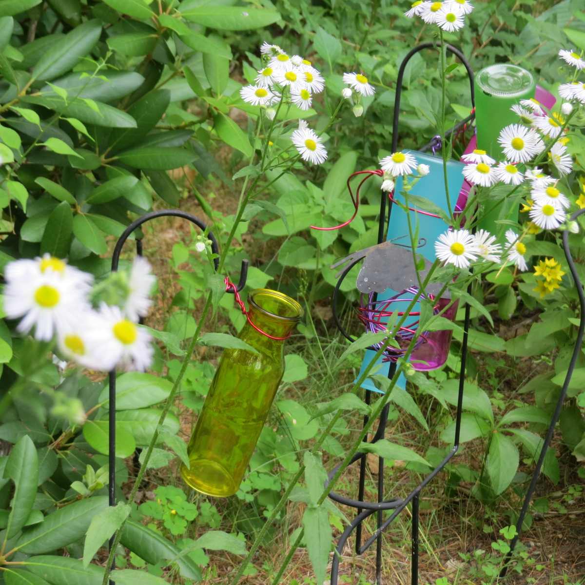 DesignsandEvents: Garden Art and the Summer Garden