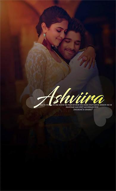 dp with name ashviira