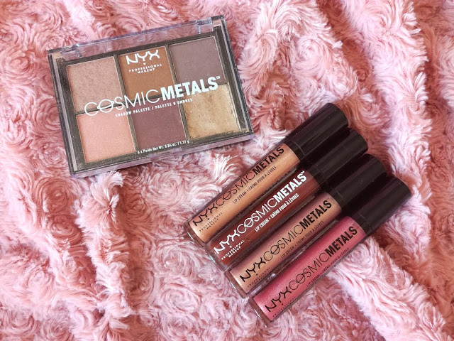 Collection Cosmic Metals par Nyx