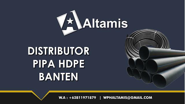 Distributor Jual Pipa Hdpe di Banten
